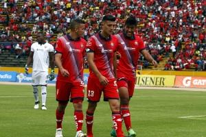 Roberto Garcés, volante del Rojo, estaría en la órbita de Liga Deportiva Universitaria
