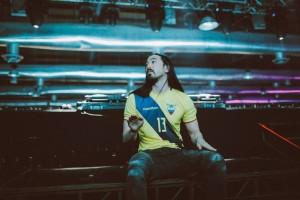 """""""Un honor que el DJ #1 use mi camiseta"""" (FOTO)"""
