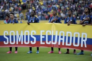 El equipo del Ecuador (EDITORIAL)