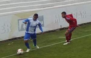 Falló al último segundo el gol de la victoria (RESUMEN)