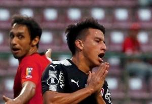 Faltó el 10 ecuatoriano en la Copa (VIDEO)