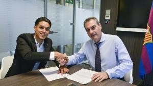 Bombazo: ¡El Tin del Barça convocado a la Mini Tri! (OFICIAL)