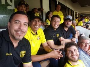 """""""Esto demuestra que el fútbol ecuatoriano está en la mierda"""""""