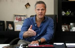 """""""Liga necesita un proceso… Repetto viene por 2 años"""" (AUDIO)"""