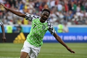 ¡Celebran los gauchos con los goles Africanos!