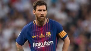 ¡Culpa a Messi!