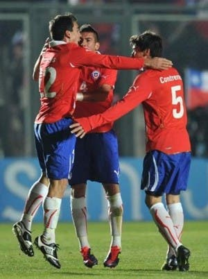 Seleccion Chile 2