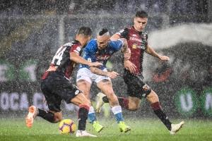 La lluvia también afectó en Italia (RESUMEN)