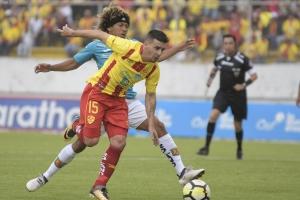 """""""Pieza fundamental, es el goleador del equipo y ha jugado la mayoría de partidos"""""""