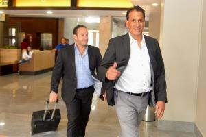 """""""Yo asumí la Comisión de Fútbol… Almada me pidió reforzar en 6 posiciones"""" (ENTREVISTA)"""