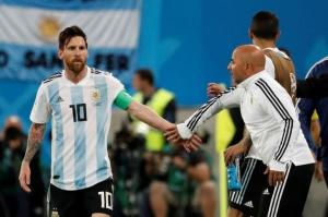 """Rompió el silencio y se confesó sobre Messi: """"Le pesaba como al que más"""""""