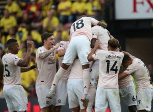Quitaron el invicto al Watford (VIDEO)