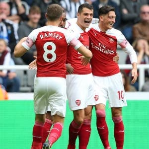 Espectacular remontada de los Gunners (VIDEO)