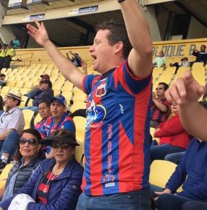 """""""Yo creo que el Quito no tiene porqué desaparecer"""" (ENTREVISTA)"""
