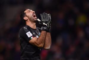 """""""Me dan ganas de cederle mi puesto en el Mundial a Buffon"""""""