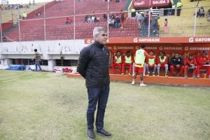 """""""Nuestro objetivo es cerrar séptimos para jugar la Copa Sudamericana"""" (ENTREVISTA)"""