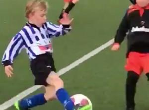¿El Nuevo Messi? (VIDEO)