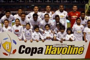 Privilegio exclusivo del Rey de Copas del Ecuador (FOTO)