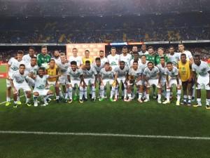 ¡Jugaron dos tricolores contra Messi en el Nou Camp! (VIDEO)