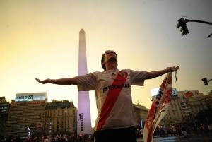 Locura en Buenos Aires (FOTO)