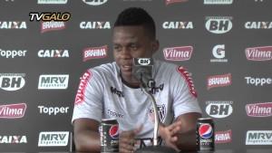 """""""No me gusta hablar en ruedas de prensa"""" (VIDEO)"""