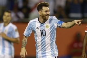 """Messi tomó las riendas"""