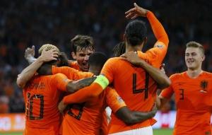 Paridad entre Países Bajos (VIDEO)