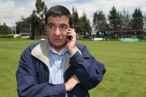 """Ojalá sea campeón Atlético Nacional"" (AUDIO)"