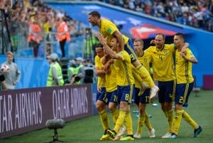 ¡Celebración Vikinga en San Petersburgo! (VIDEO)