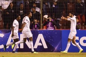 Ventaja para el Rey de Copas de Ecuador