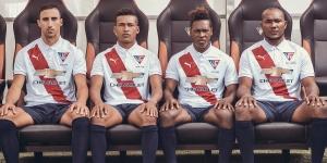 ¡Causa sensación en Brasil la nueva armadura del Rey de Copas!