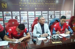 """""""No nos endeudaremos… Que no nos pase lo que le pasó a Deportivo Quito"""" (ENTREVISTA)"""