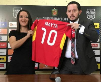 Mayta Vasconez