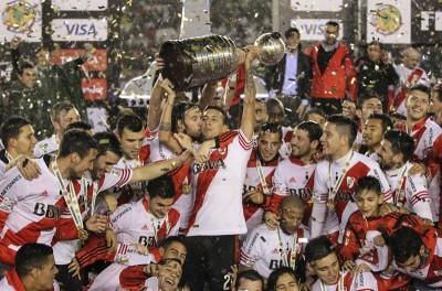 futbolecuador com - Castigado el campeón de la Copa Sudamericana