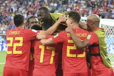 Selección Bélgica 2