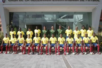 Ecuador Sub20 13