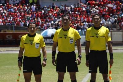 Arbitro José Luis Espinel