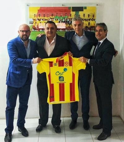 Miguel Ángel Loor y Luis Manfredi