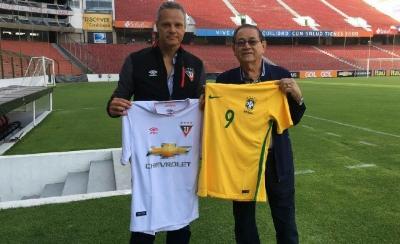 Esteban Paz y CBF