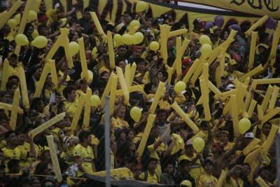 Hinchada Barcelona 2