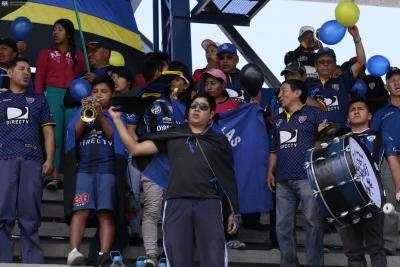 Hinchada Independiente 2