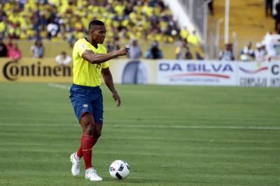 Antonio Valencia sel 17
