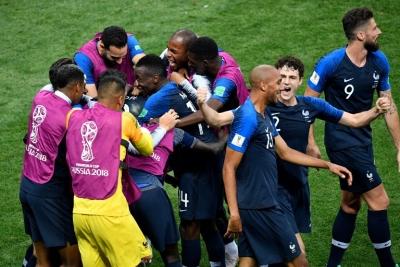 Seleccion Francia 4