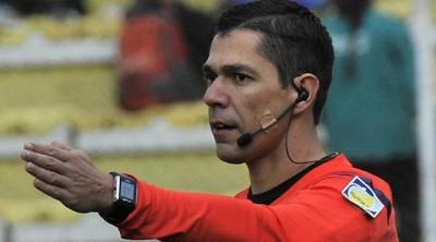 arbitro Mario Diaz