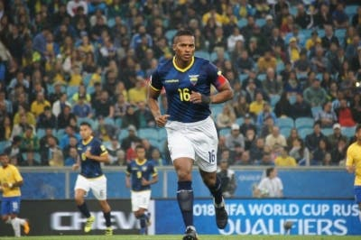 Antonio Valencia sel 11