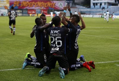 Independiente del Valle 8