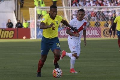 Antonio Valencia Sel 2