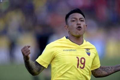 Cristian Ramirez Sel 2