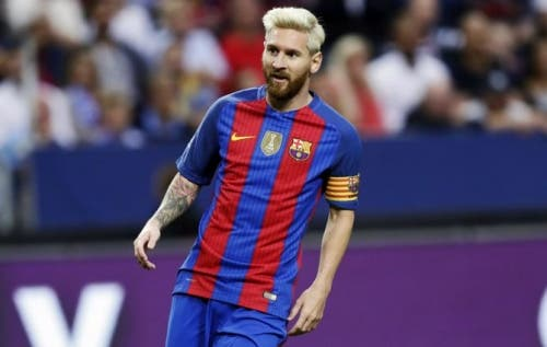 'Goku' Messi (VIDEO)