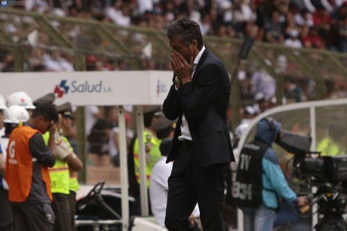 """""""Nosotros queremos victorias"""""""